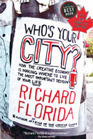 Richard Florida international book cover
